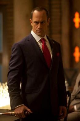 photo 11/27 - Christopher Meloni - True Blood - Saison 5 - © HBO