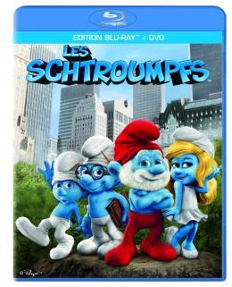 Les Schtroumpfs Blu-Ray photo 2 sur 40