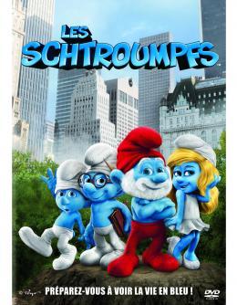 Les Schtroumpfs DVD photo 1 sur 40