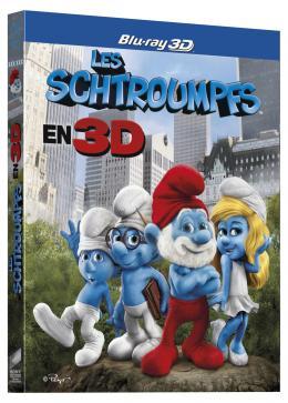 Les Schtroumpfs Blu-Ray 3D photo 3 sur 40