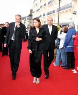 Jacques Martineau Festival du film romantique de Cabourg 2008 photo 5 sur 8