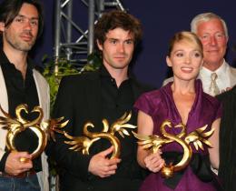 Yannick Renier Festival du film romantique de Cabourg 2008 photo 8 sur 17
