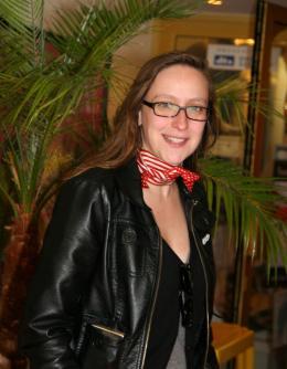 Céline Sciamma Festival du film romantique de Cabourg 2008 photo 7 sur 8