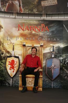 Antoine de Maximy Avant-première du Monde de Narnia 2 à Disneyland Paris, le 20 juin 2008 photo 10 sur 11