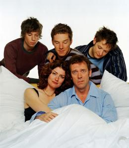 photo 15/60 - Fortysomething - Hugh Laurie