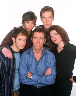 photo 14/60 - Fortysomething - Hugh Laurie