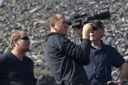 photo 98/118 - Louis Letterier  - Sur le tournage - Le Choc des Titans - © Warner Bros