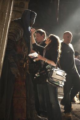 photo 96/118 - - Sur le tournage - Le Choc des Titans - © Warner Bros
