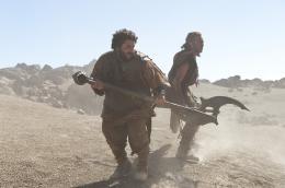 photo 3/118 - Mouloud Achour et  Ashraf Barhom - Le Choc des Titans - © Warner Bros