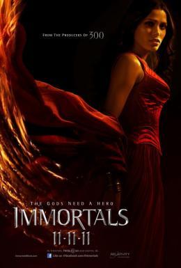 photo 14/26 - Les Immortels - © Metropolitan Film