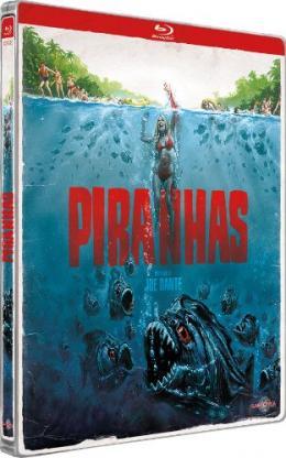 photo 2/2 - Piranhas - © Carlotta Films