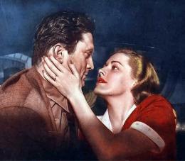 photo 5/8 - Kirk Douglas, Eleanor Parker - Histoire de détective - © Swashbuckler Films