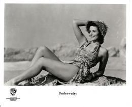Jane Russell La vénus des mers chaudes photo 8 sur 11