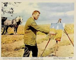 photo 3/8 - Kirk Douglas - La Vie passionnée de Vincent Van Gogh - © Swashbuckler Films