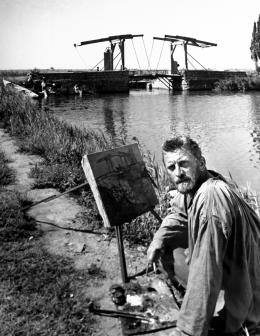 photo 2/8 - Kirk Douglas - La Vie passionnée de Vincent Van Gogh - © Swashbuckler Films