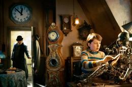 photo 11/46 - Asa Butterfield - Hugo Cabret - © Metropolitan Film