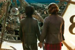 photo 21/46 - Asa Butterfield, Chloe Grace Moretz - Hugo Cabret - © Metropolitan Film