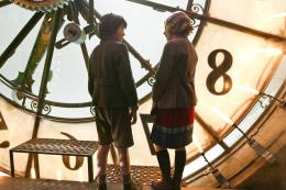 photo 12/46 - Asa Butterfield, Chloe Grace Moretz - Hugo Cabret - © Metropolitan Film