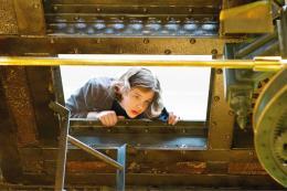 photo 8/46 - Chloe Grace Moretz - Hugo Cabret - © Metropolitan Film