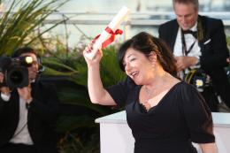 Lynne Ramsay Cannes 2017 Lauréats photo 3 sur 18