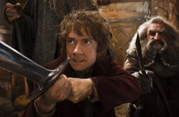 photo 14/98 - Martin Freeman - Le Hobbit : La désolation de Smaug - © Warner Bros