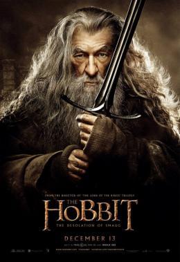 photo 80/98 - Ian McKellen - Le Hobbit : La désolation de Smaug - © Warner Bros