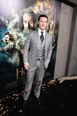 photo 51/98 - Luke Evans - Avant-première du film - Le Hobbit : La désolation de Smaug - © Warner Bros