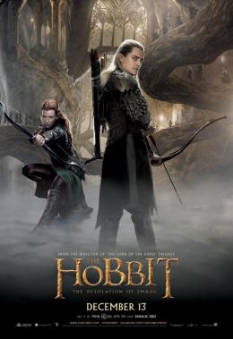 photo 89/98 - Evangeline Lilly, Orlando Bloom - Le Hobbit : La désolation de Smaug - © Warner Bros