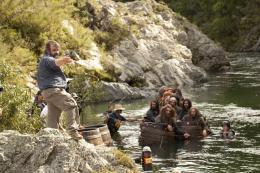photo 3/98 - Peter Jackson - Le Hobbit : La désolation de Smaug - © Warner Bros
