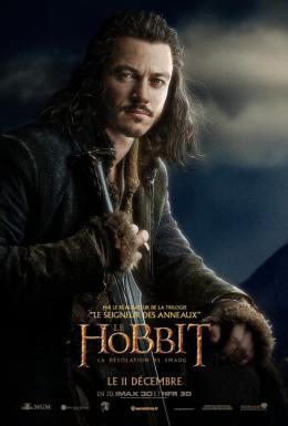photo 76/98 - Luke Evans - Le Hobbit : La désolation de Smaug - © Warner Bros