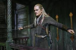 photo 12/98 - Orlando Bloom - Le Hobbit : La désolation de Smaug - © Warner Bros
