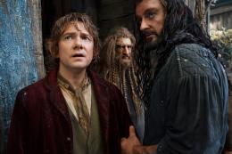 photo 4/98 - Martin Freeman, Richard Armitage - Le Hobbit : La désolation de Smaug - © Warner Bros