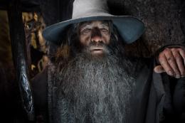 photo 2/98 - Ian McKellen - Le Hobbit : La d�solation de Smaug - © Warner Bros