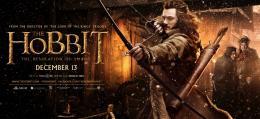 photo 68/98 - Luke Evans - Le Hobbit : La d�solation de Smaug - © Warner Bros