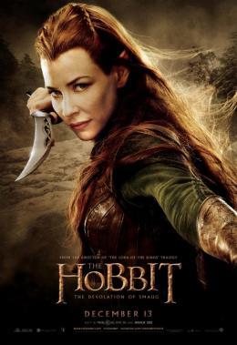 photo 81/98 - Evangeline Lilly - Le Hobbit : La désolation de Smaug - © Warner Bros