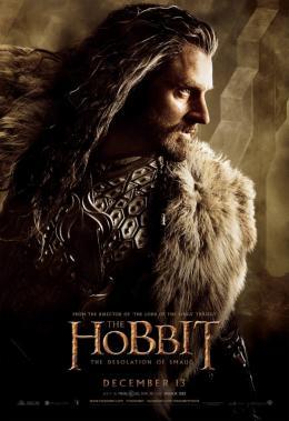 photo 82/98 - Richard Armitage - Le Hobbit : La désolation de Smaug - © Warner Bros