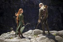 photo 29/98 - Evangeline Lilly, Orlando Bloom - Le Hobbit : La d�solation de Smaug - © Warner Bros