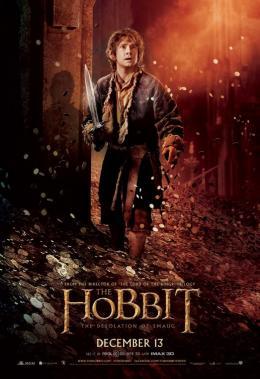 photo 92/98 - Martin Freeman - Le Hobbit : La désolation de Smaug - © Warner Bros