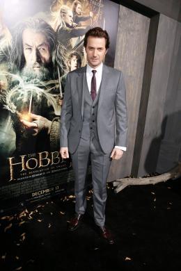 photo 48/98 - Richard Armitage - Avant-premi�re du film - Le Hobbit : La d�solation de Smaug - © Warner Bros