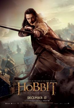 photo 88/98 - Luke Evans - Le Hobbit : La désolation de Smaug - © Warner Bros