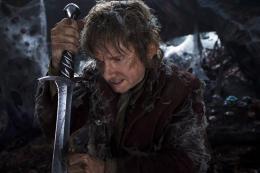 photo 42/98 - Martin Freeman - Le Hobbit : La désolation de Smaug - © Warner Bros