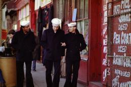 photo 1/4 - Otis Young, Randy Quaid et Jack Nicholson - La Dernière Corvée