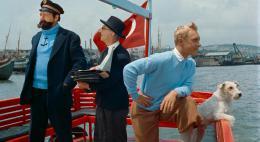 Tintin et le mystère de la Toison d'Or photo 8 sur 16