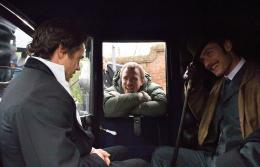 photo 31/61 - Robert Downey Jr., Guy Ritchie, Jude Law - Sherlock Holmes - © Warner Bros