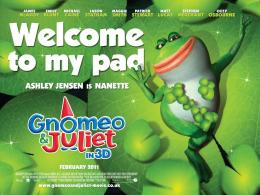 photo 40/66 - Gnoméo et Juliette - © Walt Disney Studios Motion Pictures France