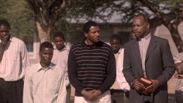 photo 8/10 - Carl Lumbly et Danny Glover - Namibie : La lutte pour la Libération - © Aventi