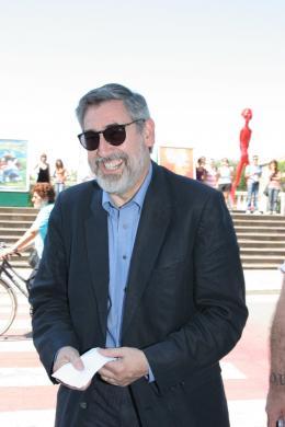 John Landis Festival de Venise 2008 photo 6 sur 8