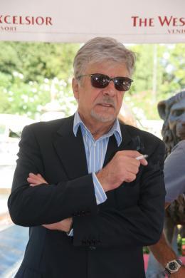 Giancarlo Giannini Festival de Venise 2008 photo 5 sur 9