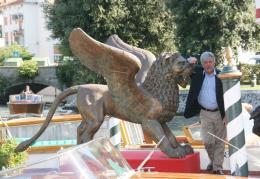 Giancarlo Giannini Festival de Venise 2008 photo 4 sur 9