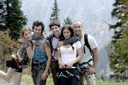 photo 28/33 - Maud Wyler, Nicolas Giraud, Johan Libéreau, Fanny Valette et Raphaël Lenglet - Vertige - © Gaumont Distribution